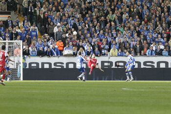 One day, one goal: Dalibor Veselinovic slaat Ottenstadion met verstomming