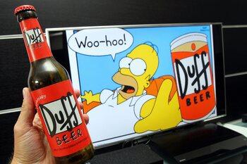 La bière Duff