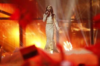 'Rise Like a Phoenix' de Conchita Wurst