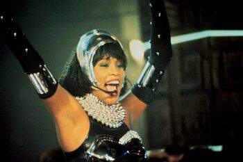 Whitney Houston hielp mee