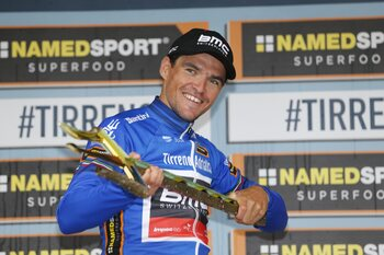 On this day: Greg Van Avermaet wint de Tirreno-Adriatico