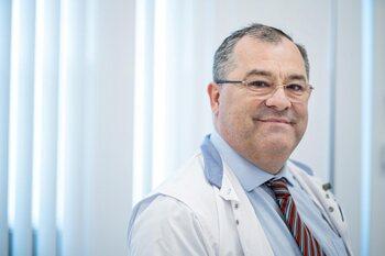 Prof. dr. Koenraad van Renterghem: uroloog (Jessa Ziekenhuis Hasselt)