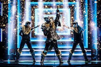 Welke Masked Singers gaan door naar de grote finale?