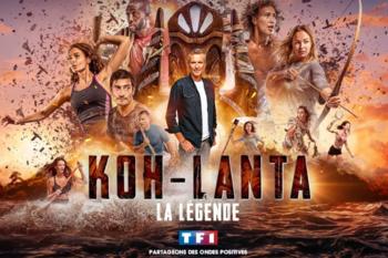 Mardi : 'Koh-Lanta la légende' à 21h05 sur TF1