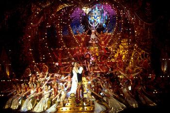 Spectaculaire dansscenes en decors