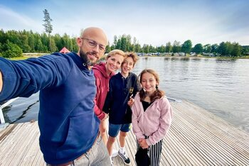 Camping Coppens – Onze Zweedse Zomer