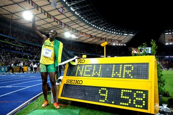Huit titres en trois olympiades