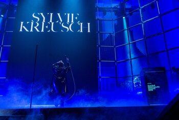 Sylvie Kreusch (Zaterdag, Main Stage, 19u40 - 20u40)
