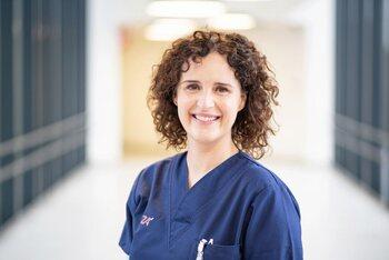 Dr. Sabine Maes: anesthesist (UZ Antwerpen)