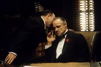 """""""I'll make him an offer he can't refuse."""" - 'The Godfather' (1972)"""
