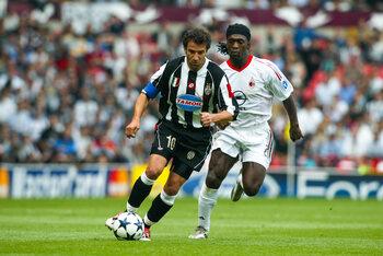 AC Milan - Juventus de Turin (2003)