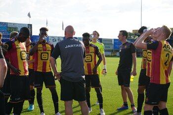 """KV Mechelen: """"We zijn één van de topfavorieten, maar...'"""