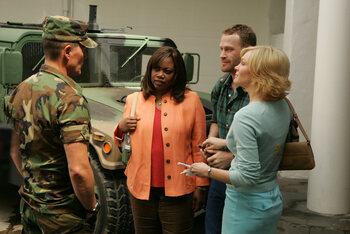 Elke maandag op Fox: geheime Special Forces in 'The Unit'
