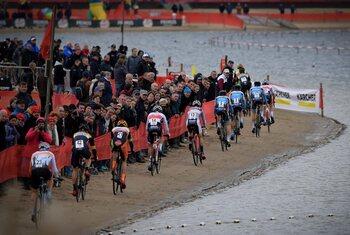 Belgisch kampioenschap: spektakel op de Schelde