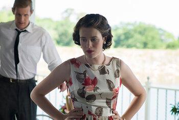 Claire Foy als Queen Elizabeth II