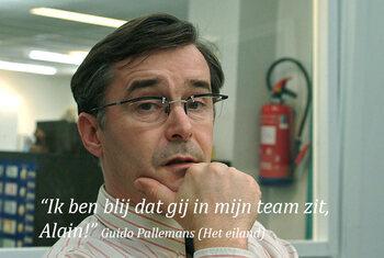 Guido Pallemans (Het eiland)