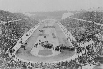 On this day: Moderne Olympische Zomerspelen trekken zich op gang