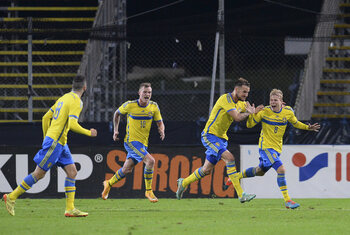 La revanche suédoise