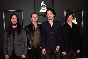 Gojira aux Grammys