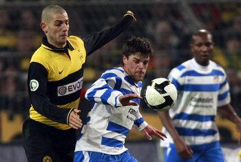 Une affluence record en Coupe d'Allemagne