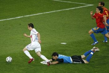 Ribéry remet la France sur les rails