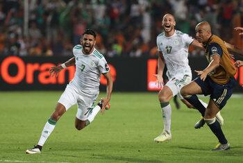 One day, one goal: Riyad Mahrez propulse l'Algérie en finale de la Coupe d'Afrique des Nations
