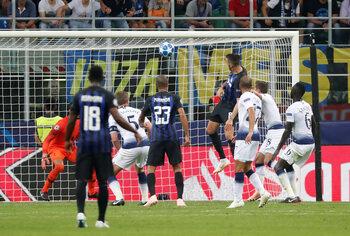 L'Inter renversant