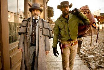 Dimanche : Django Unchained