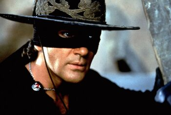 Samedi : La légende de Zorro