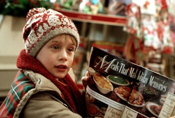 Macaulay Culkin – Kevin McCallister