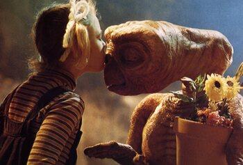 Vendredi 3 septembre : E.T. l'extra-terrestre