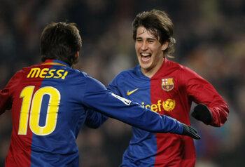 1. Bojan Krkic, de Catalaanse Messi