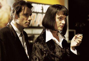 Les deux univers de Quentin Tarantino