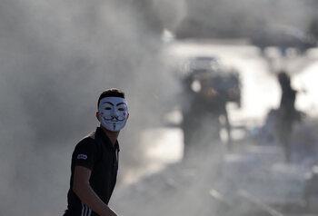 'V for Vendetta': hoe het Guy Fawkes-masker een symbool werd van wereldwijde protesten