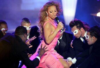 Showbizz detective: Wie had ooit gedacht dat Mariah Carey een grungeplaat heeft gemaakt?