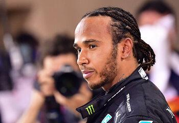 Lewis Hamilton - Formule 1