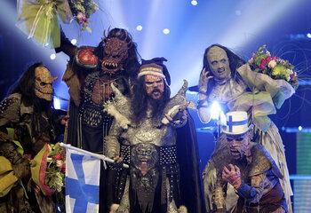 'Hard Rock Hallelujah' de Lordi