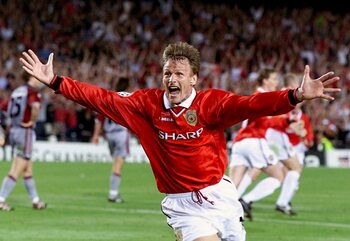 Manchester United-Bayern München 2-1 (1999)
