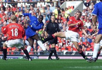 One day, one goal : le boulet de canon de Hasselbaink face à Manchester United
