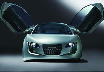 Les concept-cars Audi