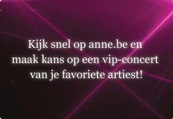 Belgacom TV lanceert ANNE, voor liefhebbers van Vlaamse muziek