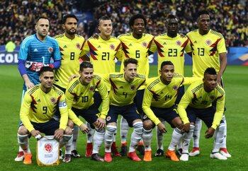 Colombia, een straffe tegenstander