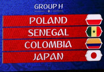 Coupe du Monde 2018, le Groupe H: quatre équipes pour tous les possibles