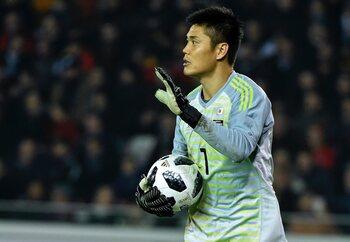 De sterren van de selectie: Eiji Kawashima, via Lier en Luik naar het WK