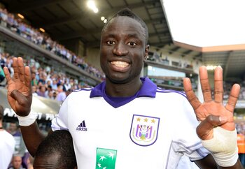 De sterren van de selectie: Cheikhou Kouyaté, de Senegalees met het Belgische verleden