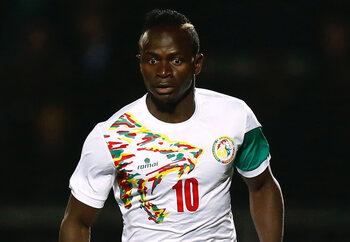 De sterren van de selectie: Sadio Mané, de 'Ronaldinho' van Senegal