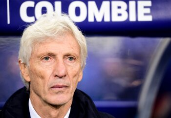 L'entraîneur : José Pékerman