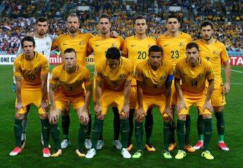 Australië, vierde deelname op rij