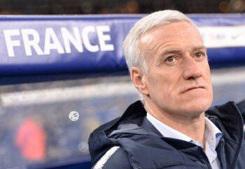 De trainer: Didier Deschamps