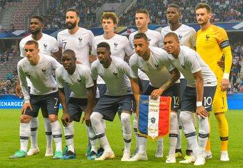 La France, l'outsider absolu de la compétition